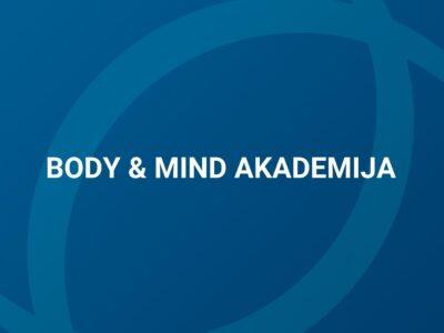 BODY & MIND AKADEMIJA